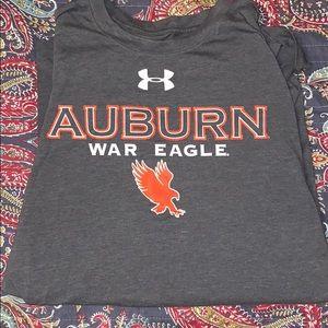 Under Armour Auburn T shirt